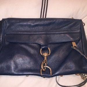 Navy, Rebecca Minkoff crossbody bag